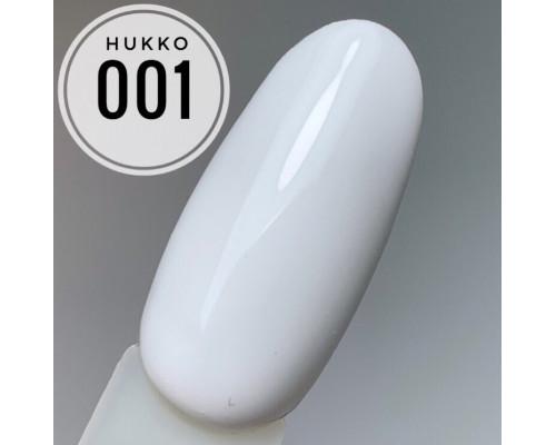 Гель-лак HUKKO Professional 001, 8мл