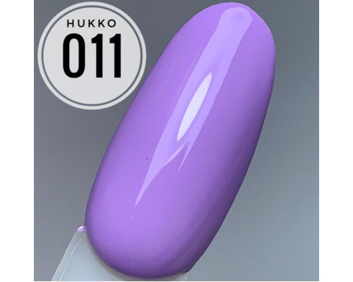 Гель-лак HUKKO Professional 011, 8мл