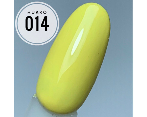 Гель-лак HUKKO Professional 014, 8мл