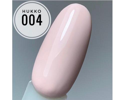 Гель-лак HUKKO Professional 004, 8мл